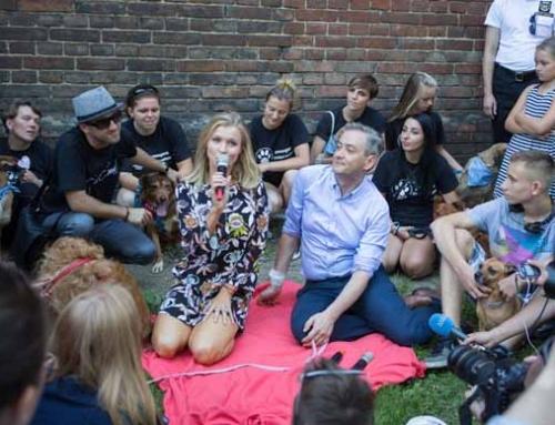 Piknik firmowy najciekawszym pomysłem na rodzinną imprezę plenerową dla pracowników