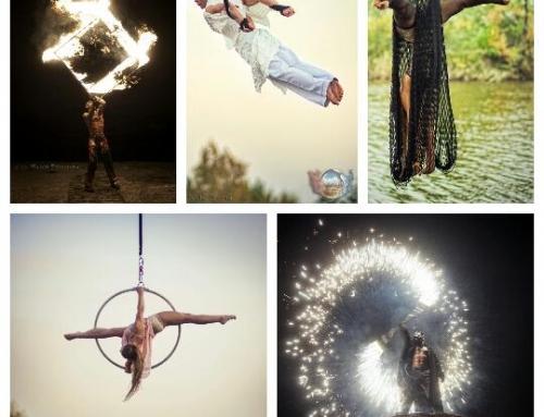 Pokazy z ogniem – niesamowite fireshow