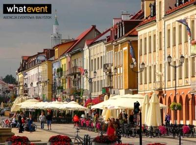 Whatevent Białystok - Agencja eventowa