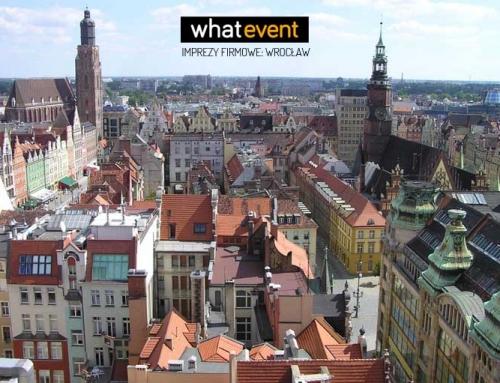 Organizacja imprez firmowych: Wrocław