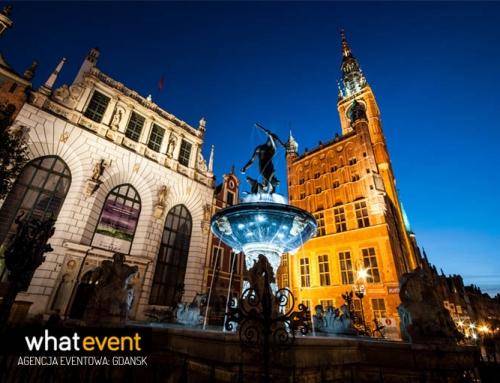 Agencja eventowa: Gdańsk