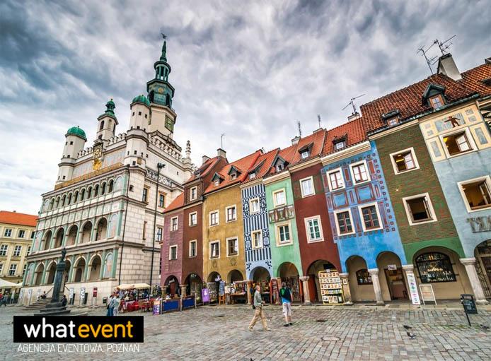 Agencja eventowa: Poznań