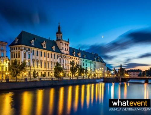Firma eventowa: Wrocław