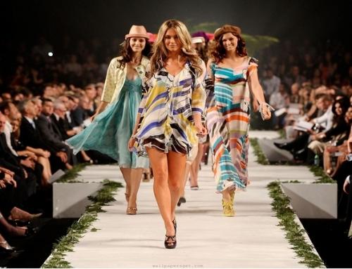 Organizacja pokazów mody