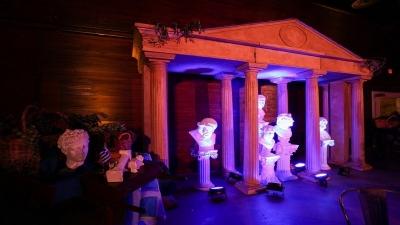 Impreza w stylu starożytnej Grecji