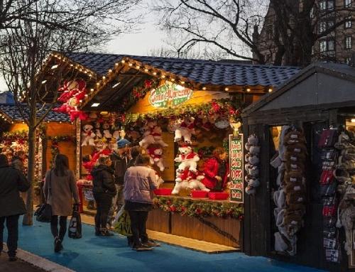 Świąteczne targi – zorganizuj je razem z nami!