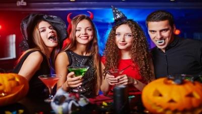 Scenografia Halloween - zorganizuj wieczór tematyczny w stylu Halloween!