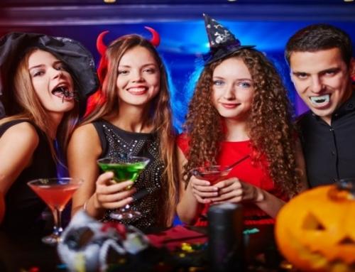 Scenografia Halloween – zorganizuj wieczór tematyczny w stylu Halloween!