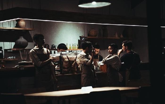 Warsztaty przyrządzania kawy