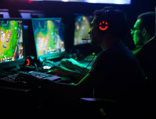 Organizacja turnieju gier wideo