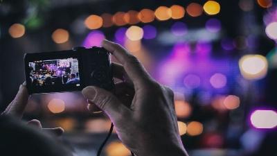 Fotografowanie wydarzeń kulturalnych