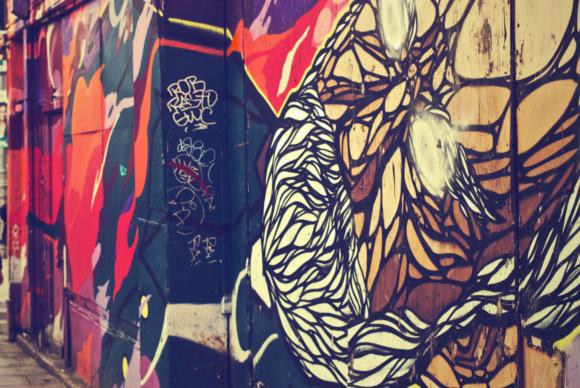 GRAFFITOWE SZALEŃSTWO