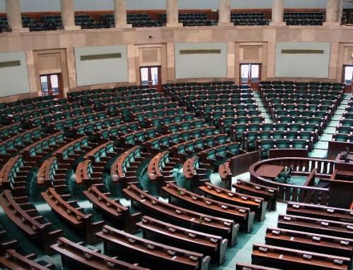 Symulacja Parlamentu – gra integracyjna