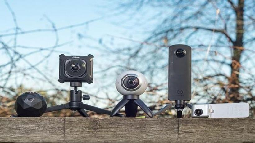 Wynajem kamery 360⁰
