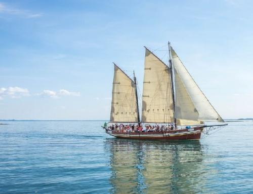 Event w stylu żeglarskim