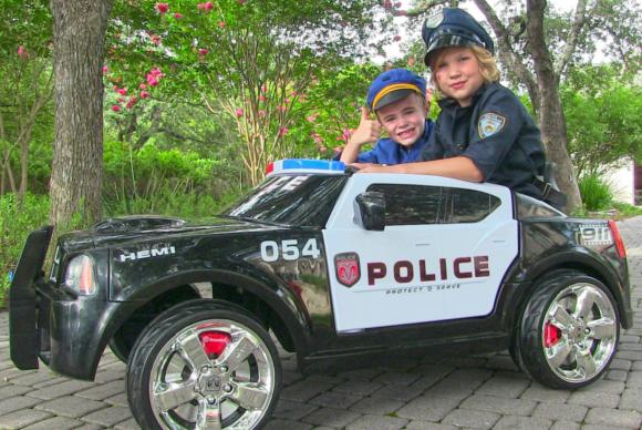 POLICYJNE MIASTECZKO