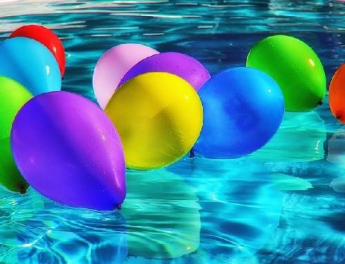 Wynajem atrakcji na event nad wodą