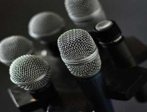 Mikrofony na wynajem