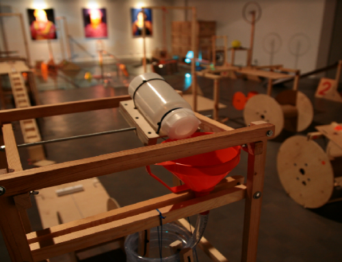 Budowanie maszyny Goldberga