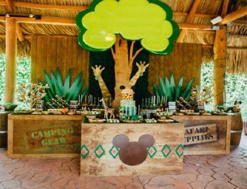 Impreza tematyczna – Safari
