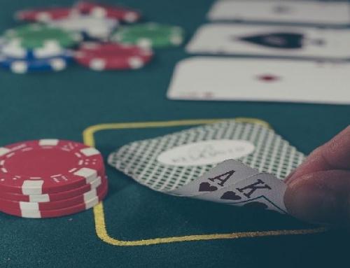 Wynajem mobilnego kasyna