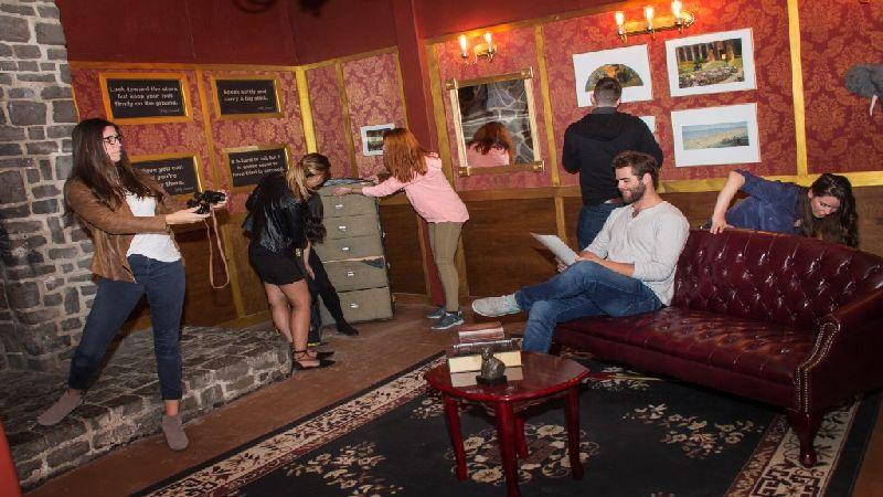 Escape room – idealne miejsce na imprezę firmową