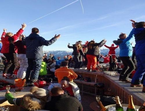 Zimowy narciarski wyjazd firmowy