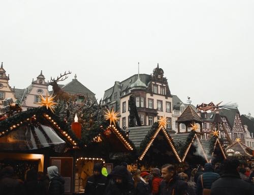 Wystawa szopek krakowskich na święta