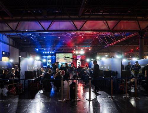 Firmowy turniej e-sportowy