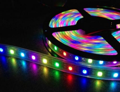 Wynajem bandy LED