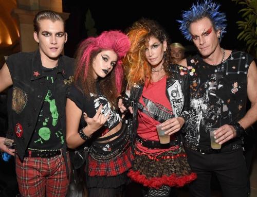 Impreza w stylu punk