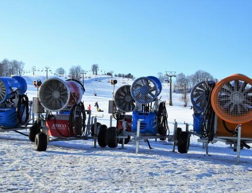 Wynajem rakiet śnieżnych na event