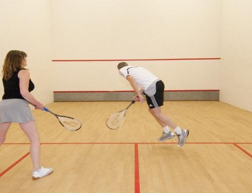 Squash jako forma integracji