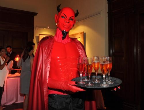"""Diabelskie Party – impreza w """"diabelskim"""" stylu."""