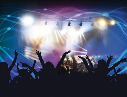 Interesujące pokazy taneczne na evencie