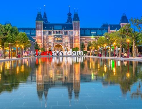 Śladami niderlandzkich malarzy – rajd po Amsterdamie