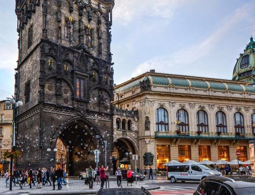 Wyjazd firmowy do Pragi