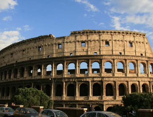 Wycieczka firmowa do Rzymu
