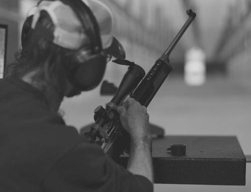 Firmowy wypad na strzelnicę