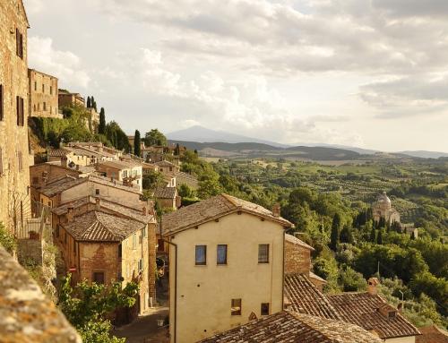 Firmowa wycieczka po Toskanii