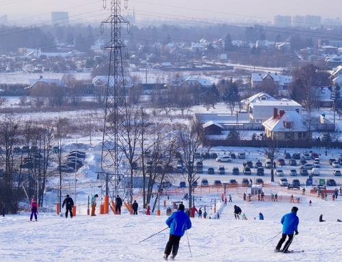 Wyjazd na narty z firmową ekipą