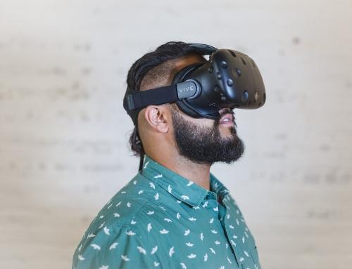 Technologia VR na imprezach firmowych