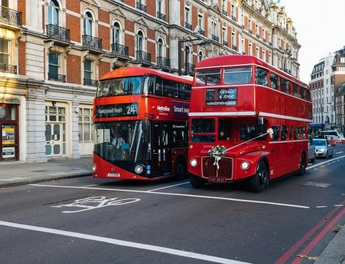 Wynajem autobusów Londyńskich