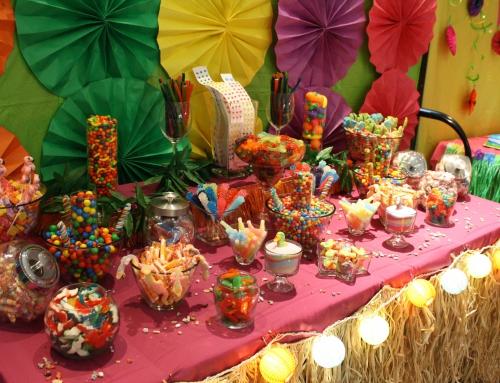 Wynajem dekoracji w stylu hawajskim