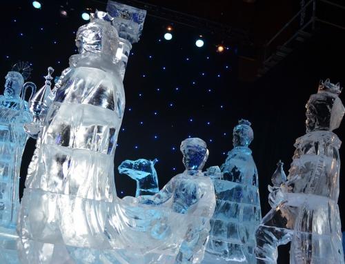 Atrakcja na imprezę – rzeźbienie w lodzie