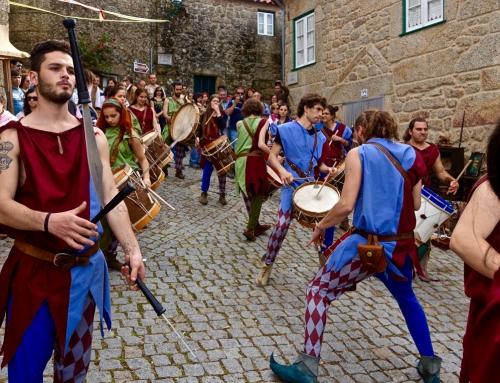 Impreza w stylu średniowiecznym