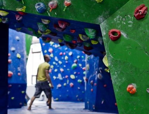 Ścianka bulderowa a event firmowy