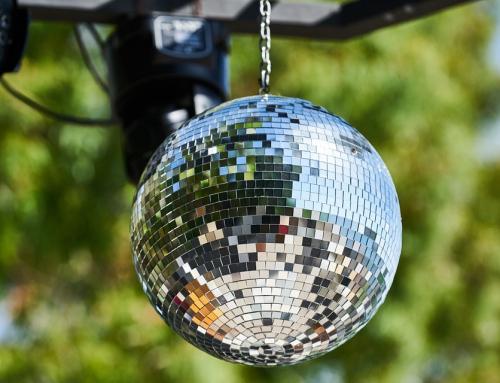 Firmowy wieczór disco