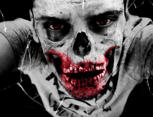 Horror party na Twoim Halloween