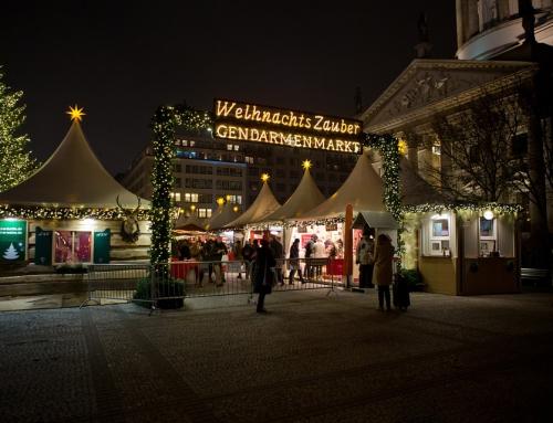 Wyjazd na jarmark bożonarodzeniowy w Berlinie
